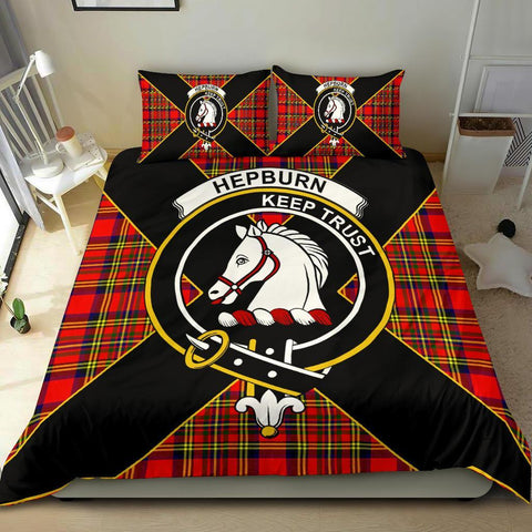 Tartan Hepburn Bedding Set - Luxury Style