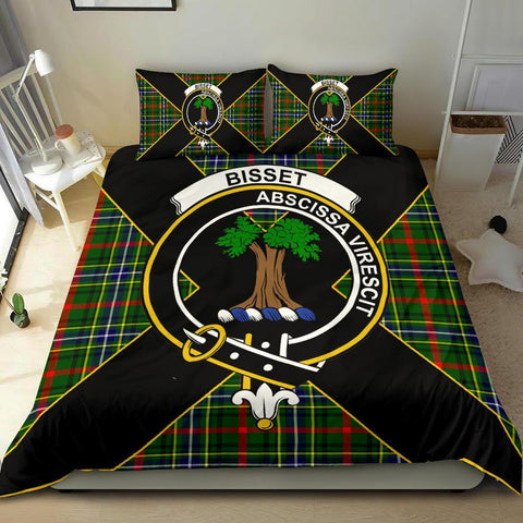 ScottishShopTartan Bisset Bedding Set - Luxury Style