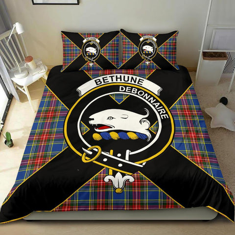 ScottishShopTartan Bethune Bedding Set - Luxury Style