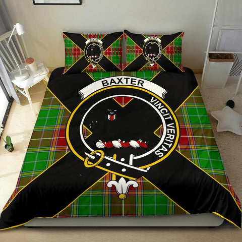 ScottishShopTartan Baxter Bedding Set - Luxury Style