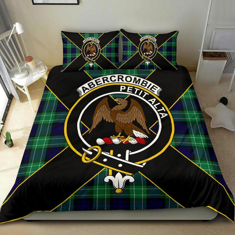ScottishShopTartan Abercrombie Bedding Set - Luxury Style