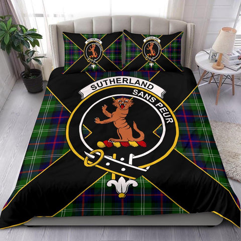 ScottishShopTartan Sutherland I Bedding Set - Luxury Style