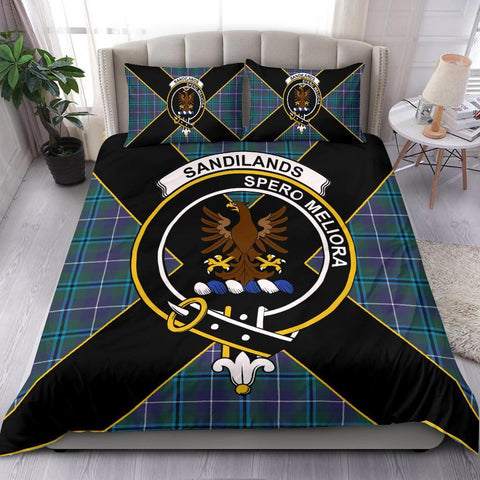 ScottishShopTartan Sandilands Bedding Set - Luxury Style