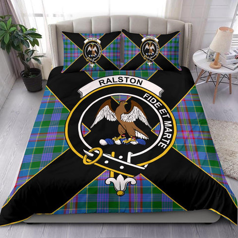Tartan Ralston Bedding Set - Luxury Style