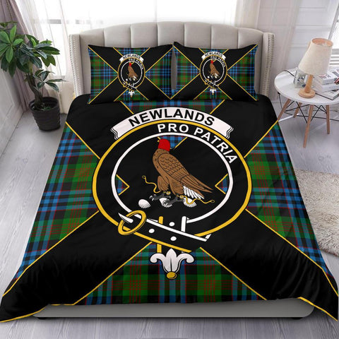 ScottishShopTartan Newlands Bedding Set - Luxury Style