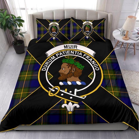 Tartan Muir Bedding Set - Luxury Style