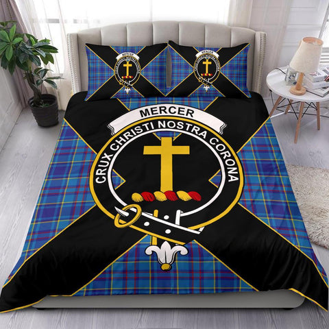 ScottishShopTartan Mercer Bedding Set - Luxury Style