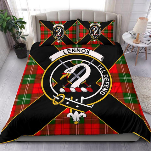 ScottishShopTartan Lennox Bedding Set - Luxury Style