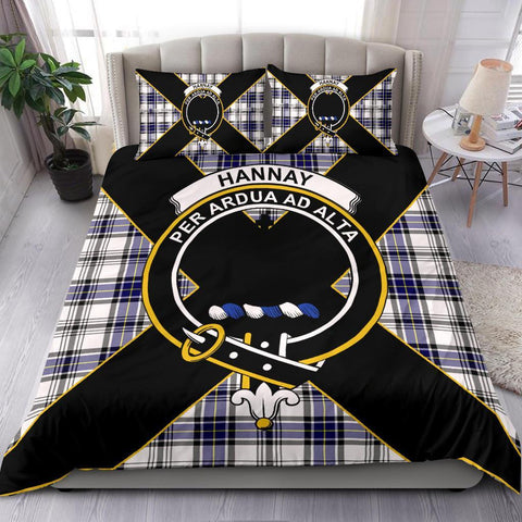 Tartan Hannay Bedding Set - Luxury Style