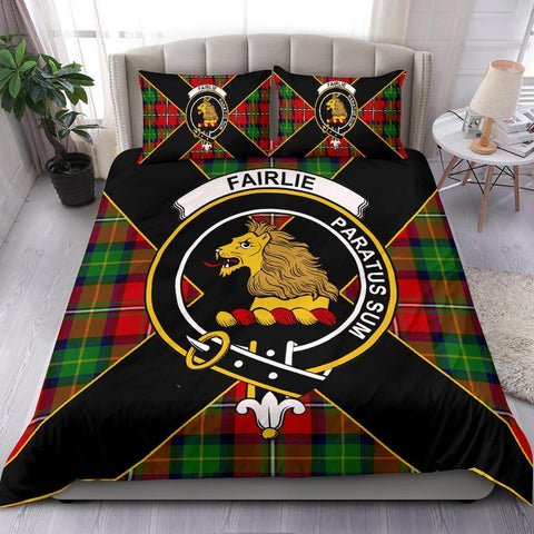 ScottishShopTartan Fairlie Bedding Set - Luxury Style