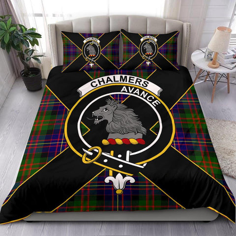 ScottishShopTartan Chalmers Bedding Set - Luxury Style