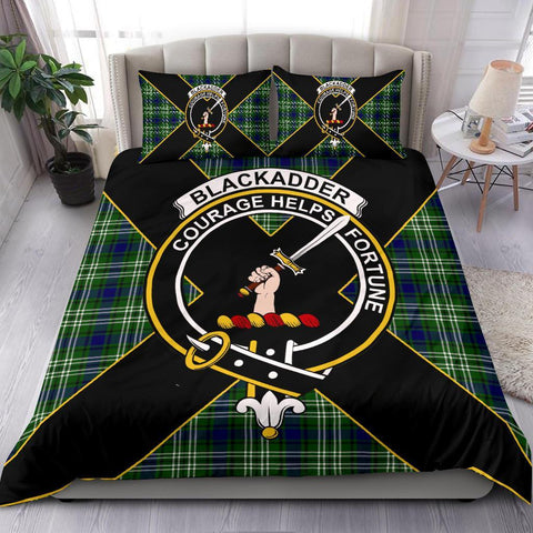 ScottishShopTartan Blackadder Bedding Set - Luxury Style
