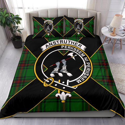 Image of Tartan Anstruther Bedding Set - Luxury Style