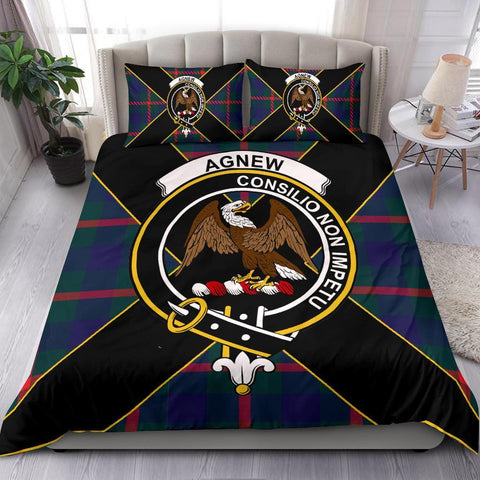 ScottishShopTartan Agnew Bedding Set - Luxury Style