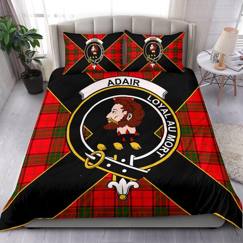 ScottishShopTartan Adair Bedding Set - Luxury Style