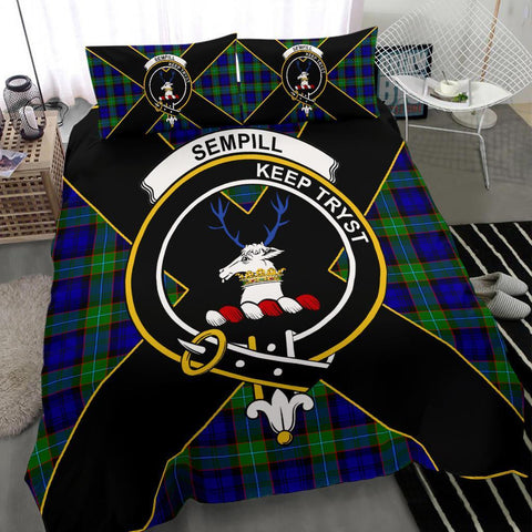 ScottishShopTartan Sempill Bedding Set - Luxury Style