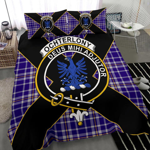 ScottishShopTartan Ochterlony Bedding Set - Luxury Style