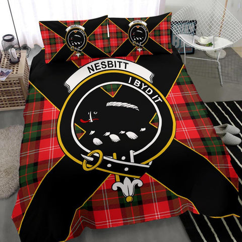 ScottishShopTartan Nesbitt Bedding Set - Luxury Style