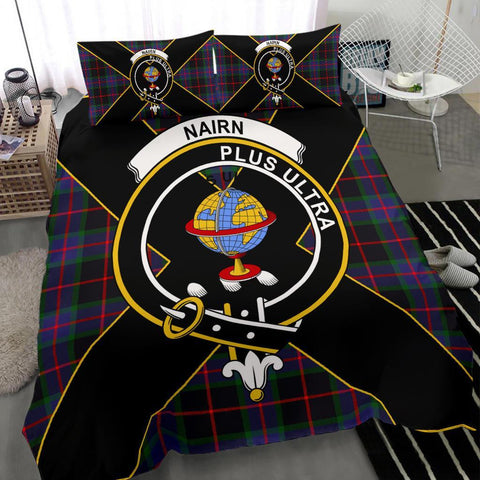 ScottishShopTartan Nairn Bedding Set - Luxury Style
