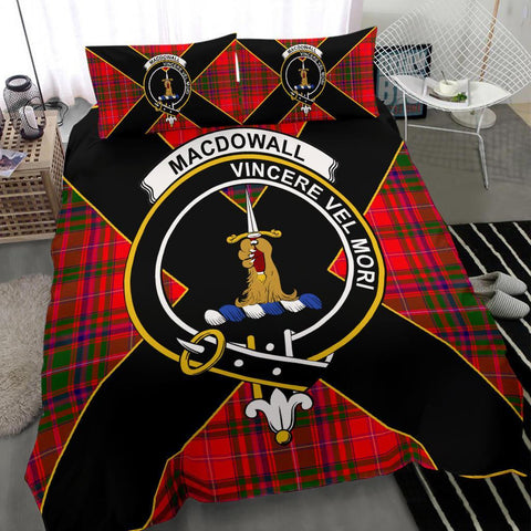 ScottishShopTartan MacDowall (of Garthland) Bedding Set - Luxury Style