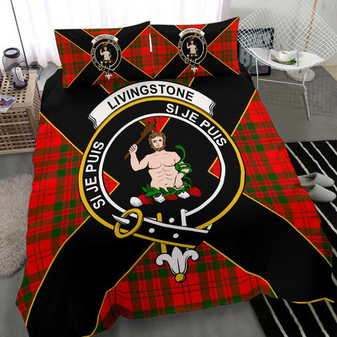 Tartan Livingstone Bedding Set - Luxury Style