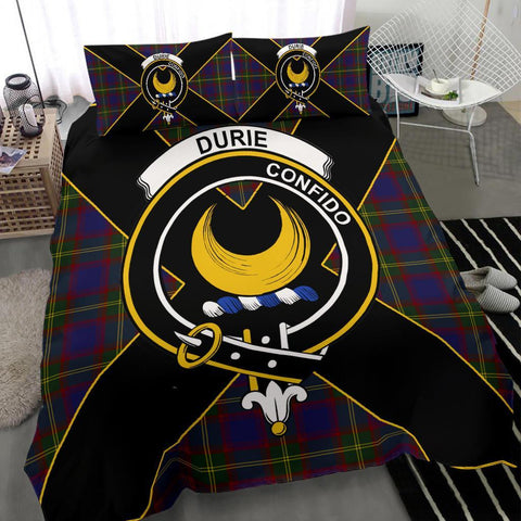 Tartan Durie Bedding Set - Luxury Style