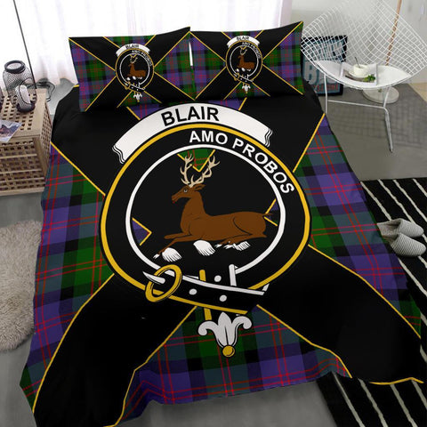 ScottishShopTartan Blair Bedding Set - Luxury Style