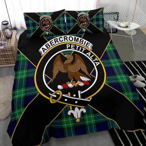 Tartan Abercrombie Bedding Set - Luxury Style