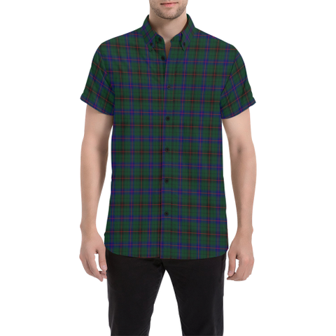 Image of Tartan Shirt - Davidson Modern | Exclusive Over 500 Tartans | Special Custom Design
