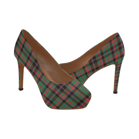 Image of Cumming Hunting Ancient Plaid Heels