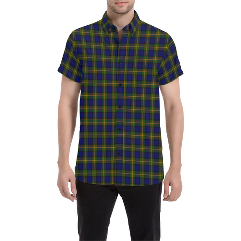 Tartan Shirt - More (Muir) | Exclusive Over 500 Tartans | Special Custom Design