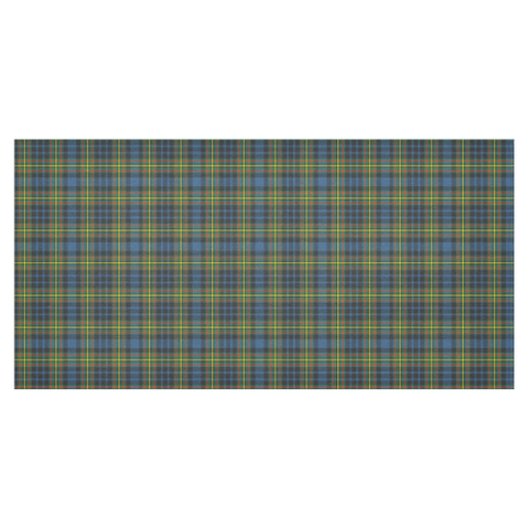 Image of MacLellan Ancient Tartan Tablecloth | Home Decor