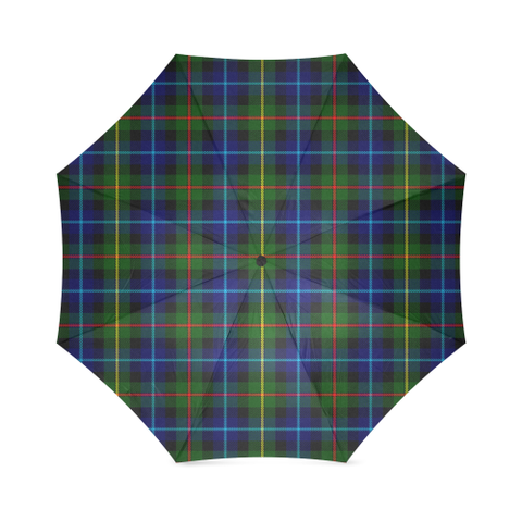 Smith Modern Tartan Umbrella
