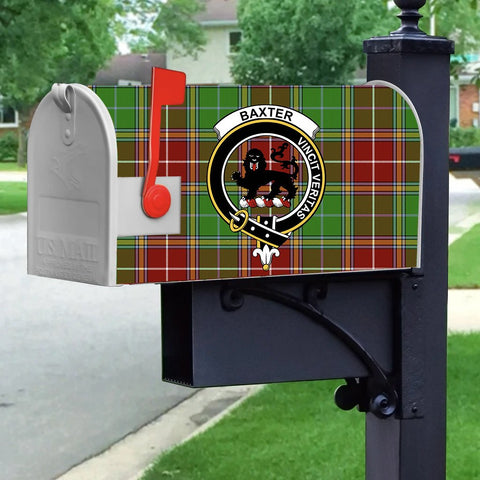 Image of ScottishShop Mailbox Cover - Baxter Tartan Mailbox (Custom)
