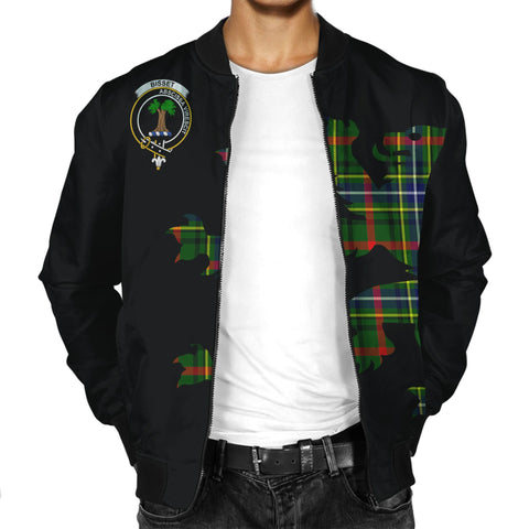 Bisset Lion And Thistle Men Jacket