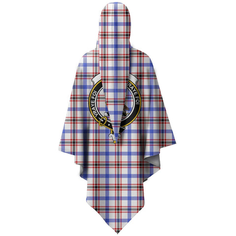 Image of ScottishShop Boswell Cloak - Boswell Crest Cloak - NAC