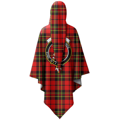 ScottishShop Brodie Cloak - Brodie Crest Cloak - NAC
