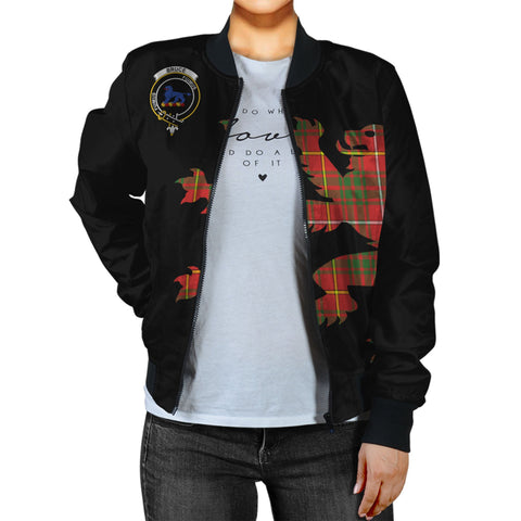Bruce Tartan Lion & Thistle Women Jacket