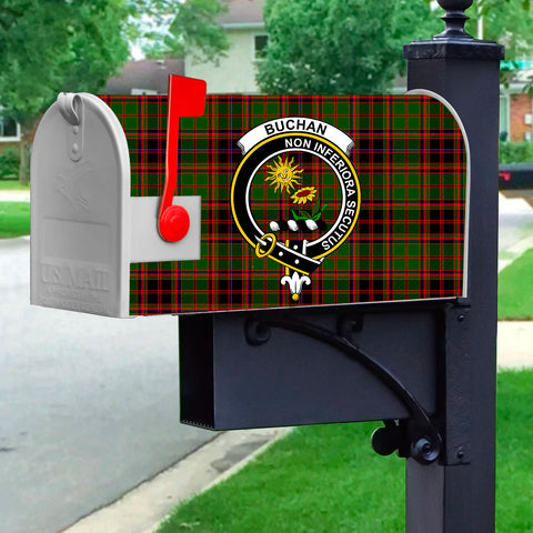 Image of ScottishShop Buchan MailBox - Tartan  MailBox Cover