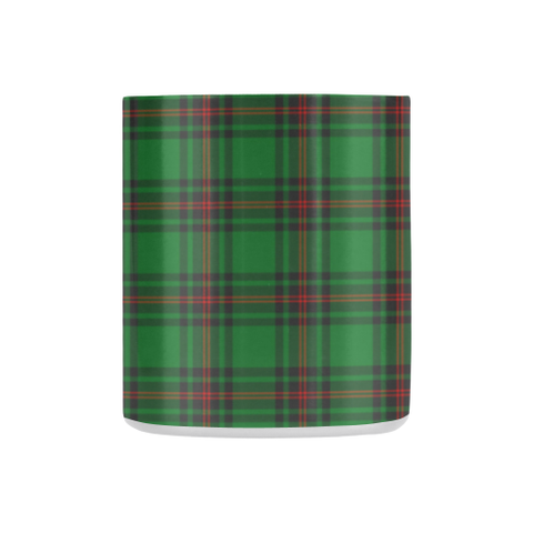 ScottishShop Insulated Mug - Kirkaldy (Of Grange)Tartan Insulated Mug - Clan Badge