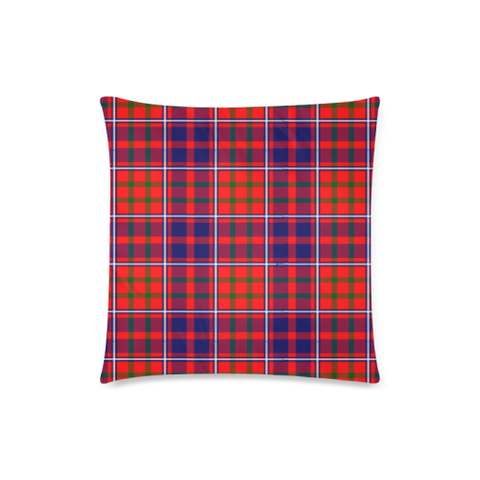 Image of Cameron of Lochiel Modern decorative pillow covers, Cameron of Lochiel Modern tartan cushion covers, Cameron of Lochiel Modern plaid pillow covers