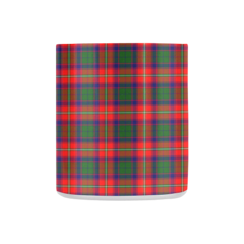 ScottishShop Insulated Mug - Belshes Tartan Tartan Insulated Mug - Clan Badge