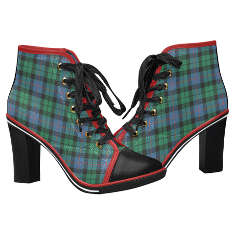 Image of Tartan Heel - Morrison Ancient | Hot Sale | Online Orders Only | 500 Tartans