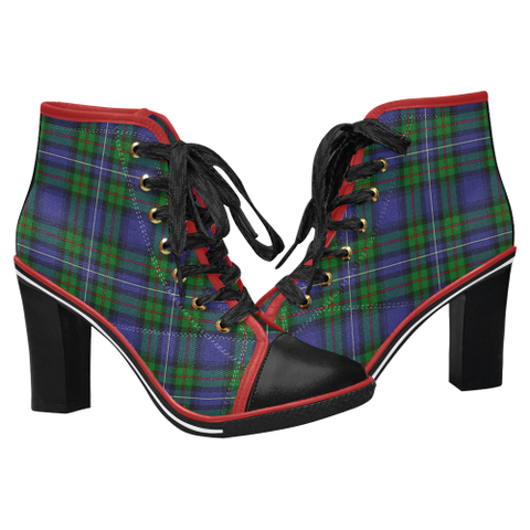 Image of Tartan Heel - Robertson Hunting Modern | Hot Sale | Online Orders Only | 500 Tartans