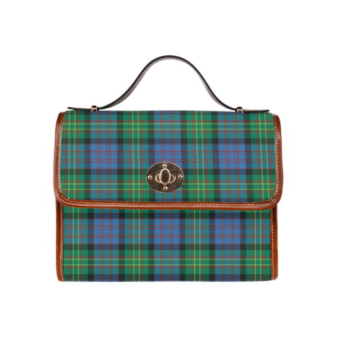 Image of Bowie Ancient Tartan Canvas Bag | Special Custom Design