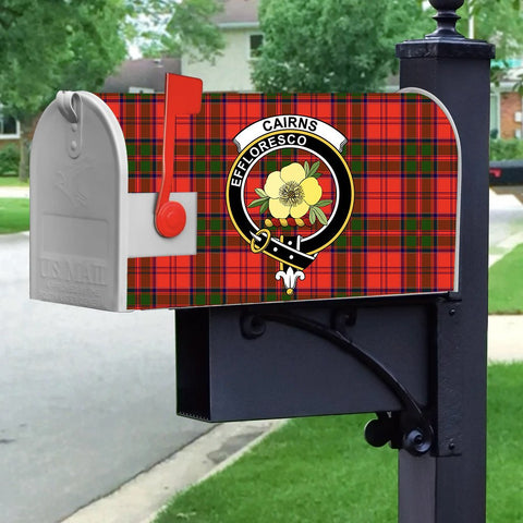 Image of ScottishShop Mailbox Cover - Cairns Tartan Mailbox (Custom)