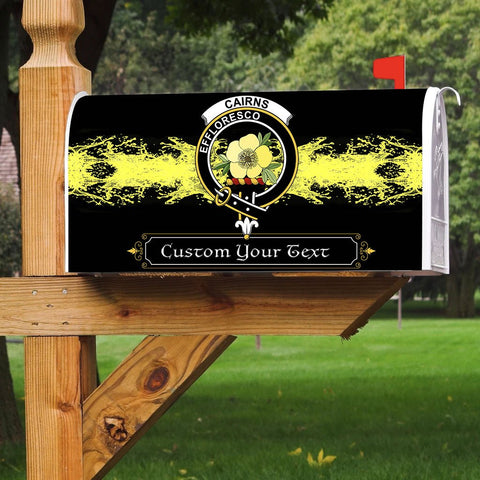 Image of ScottishShop Email Box Cover - Cairns Tartan Email Box (Custom)