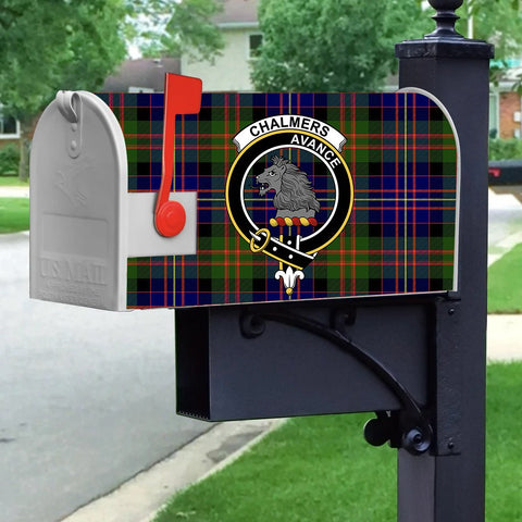 Image of ScottishShop Mailbox Cover - Chalmers Tartan Mailbox (Custom)