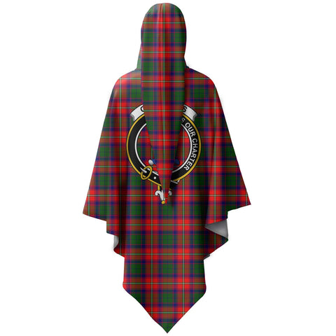 ScottishShop Charteris (Earl of Wemyss) Cloak - Charteris (Earl of Wemyss) Crest Cloak - NAC
