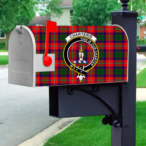 ScottishShop Charteris (Earl of Wemyss) MailBox - Tartan  MailBox Cover